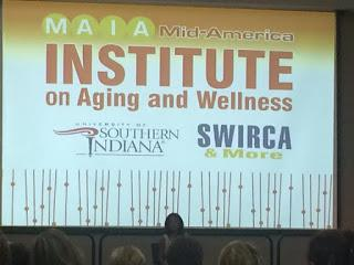 Attending an Aging & Wellness Conference