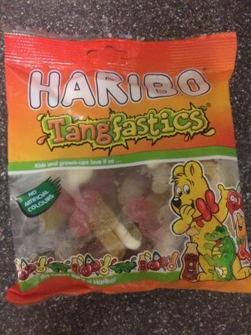 Today's Review: Frozen Haribo Tangfastics