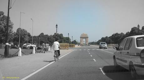 Celebrating 70th  Indian Independence Day ~ history of India Gate