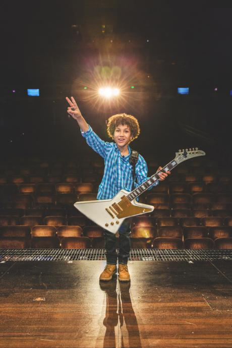 broadwaycom:   School of Rock's Brandon Niederauer describes his...