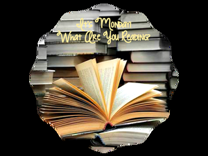 It's Monday! What Are You Reading? Button