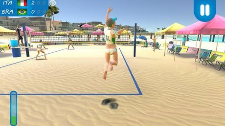 Beach Volleyball 2016- screenshot