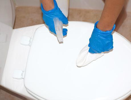 Quickly Clean Your Toilet In Under 15 Minutes!