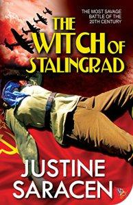 Rachel reviews The Witch of Stalingrad by Justine Saracen