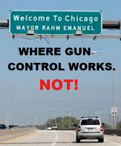 Welcome to Chicago sign