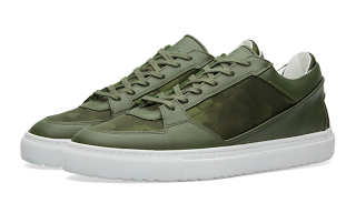 ETQ From Portugal To You:  ETQ Amsterdam Low-Top 3 Sneaker