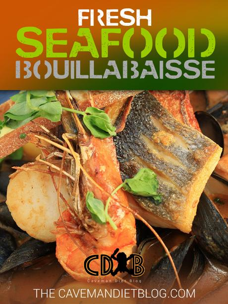 paleo dinner recipes seafood bouillabaise main image
