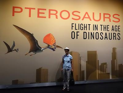 PTEROSAURS: Flight in the Age of Dinosaurs at the Natural History Museum Los Angeles