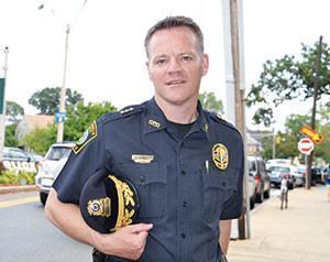 Somerville Police Chief David Fallon