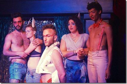 Review: Bite–A Pucking Queer Cabaret (Pride Films and Plays)