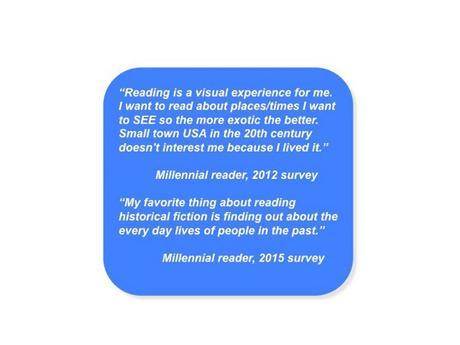 Millennial Readers - What do we know about them? Guest Post by MK Tod