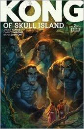 Kong of Skull Island #2 Cover A - Robles