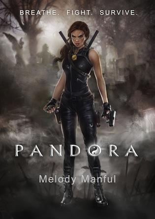 Pandora by Melody Manful @XpressoReads