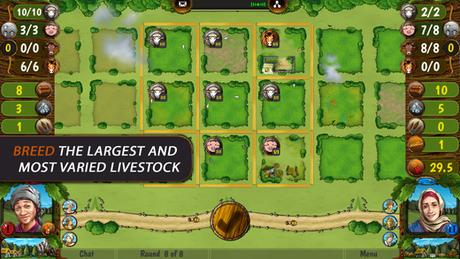 Cheap Game Tuesday: 'Agricola: All Creatures Great and Small' iOS Edition