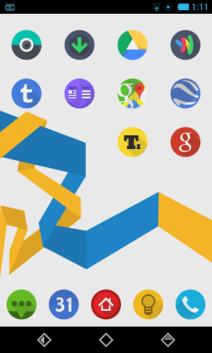 Click UI Icon Pack APK v5.4.2 Download for Android