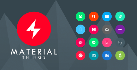 Material Things Lollipop Theme APK v2.1.5 Download for Android