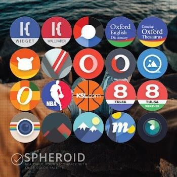 Spheroid Icon APK v1.2.8 Download for Android