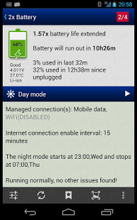 2x Battery Pro - Battery Saver - screenshot thumbnail