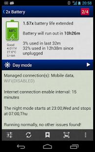 2x Battery Pro - Battery Saver - screenshot thumbnail