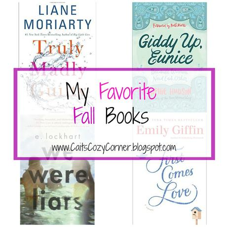 Favorite Fall Books Of 2016