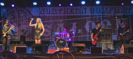 2016 Canadian National Exhibition: Northern Comfort Saloon Schedule & Set Times