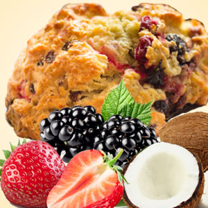 Wildberry Scone Fragrance Oil