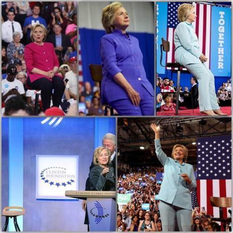 Hillary's stools