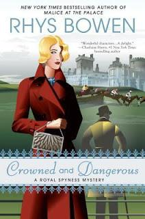 Review:  Crowned and Dangerous by Rhys Bowen