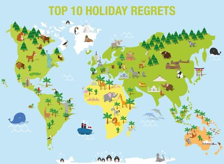 Brits Reveal Their Holiday Regrets