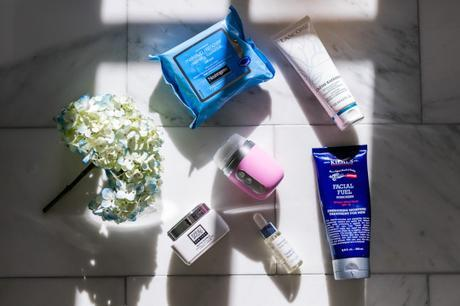 Amy Havins shares her favorite summer face products.