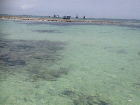 Snorkeling-Watamu-boats-low-tide-Kenya