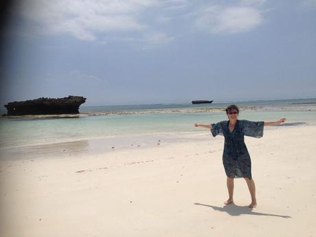 Snorkeling Watamu beach Kenya Diary of a Muzungu