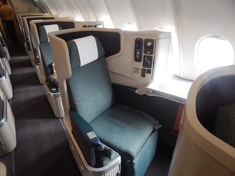 5 Reasons Why Business Class Flights Are Better Than First Class Flights