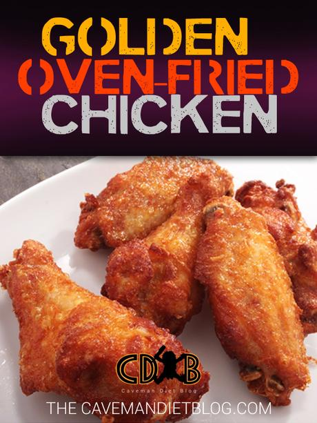 paleo dinner recipes oven fried chicken main image