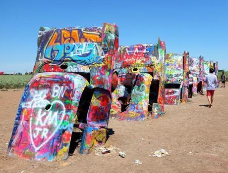 #WO2crosscountry: Amarillo, Texas