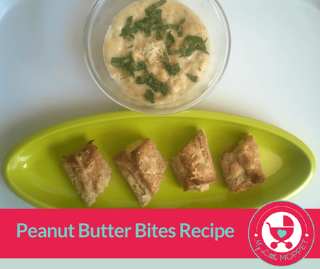 Peanut Butter Bites Recipe