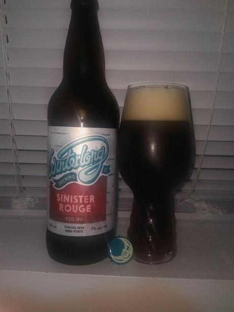 Sinister Rouge Red IPA – Winterlong Brewing Co