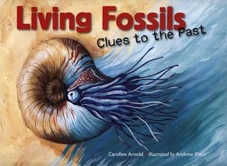 Review of LIVING FOSSILS in Through the Looking Glass Children's Book Reviews