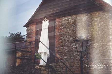 The Great Barn Aynhoe Wedding 007