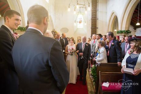 The Great Barn Aynhoe Wedding 015