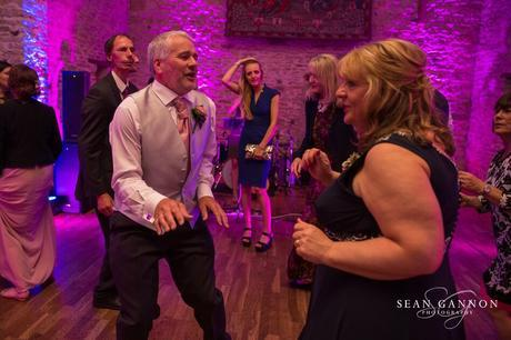 The Great Barn Aynhoe Wedding 053