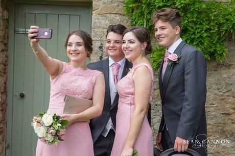 The Great Barn Aynhoe Wedding 027