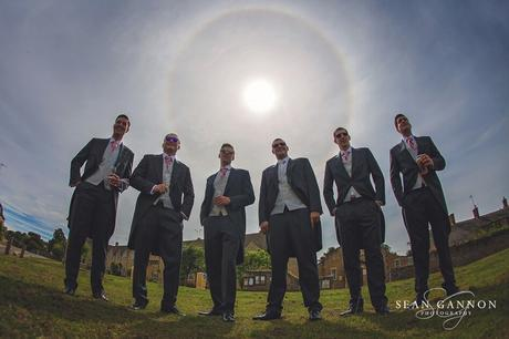 The Great Barn Aynhoe Wedding 005