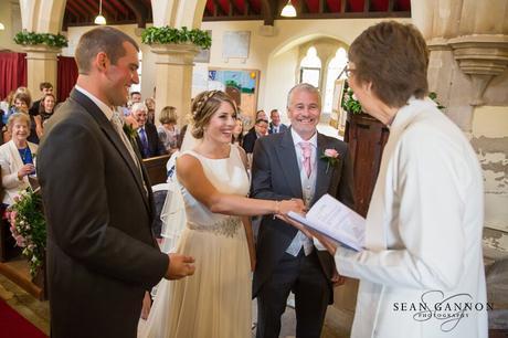 The Great Barn Aynhoe Wedding 018