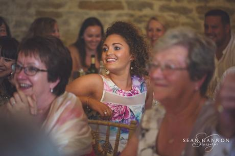 The Great Barn Aynhoe Wedding 041