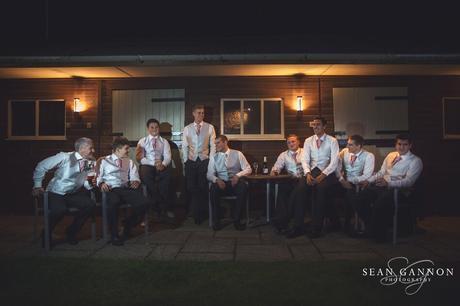 The Great Barn Aynhoe Wedding 057