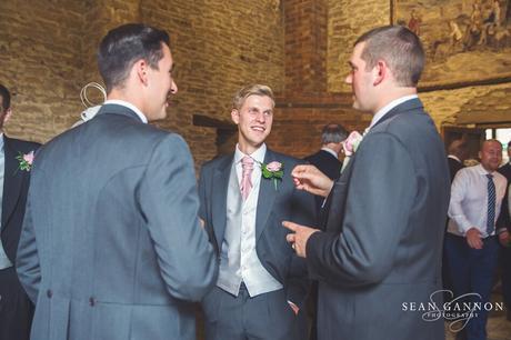 The Great Barn Aynhoe Wedding 030