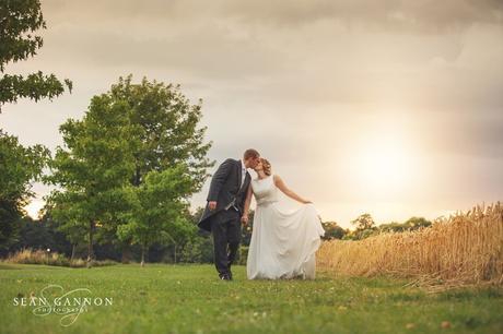 The Great Barn Aynhoe Wedding 047