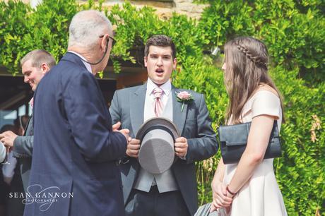 The Great Barn Aynhoe Wedding 024