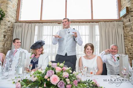 The Great Barn Aynhoe Wedding 040